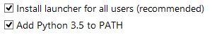 Check python path